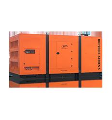 RID 900 E-SERIES S Генераторная установка 900 кВА в кожухе