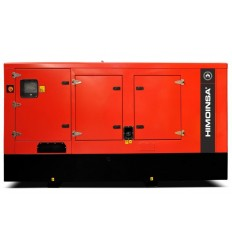 Himoinsa HFW-185 T5 AS5 E10 Дизель-генератор в кожухе
