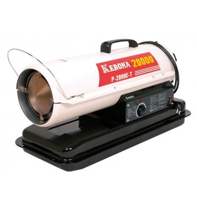 Kerona P-2000E-T Тепловые пушки прямого нагрева