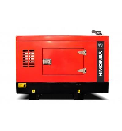 Himoinsa HYW-13 T5 A10 M6 Дизельный генератор 10 кВт в кожухе