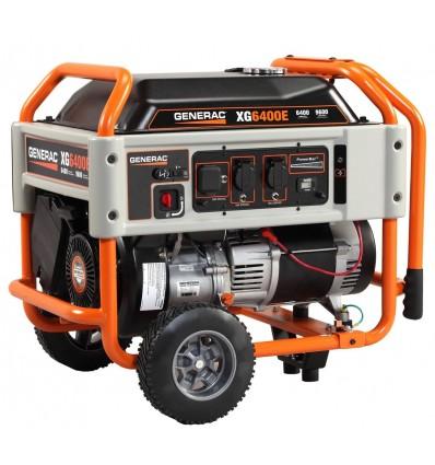Generac XG 6400 E (6221) Однофазный бензиновый генератор 6,4 кВт