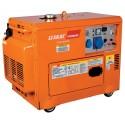 Скат УГД-5300ЕК Дизельная электрогенераторная станция в кожухе 5,3 кВт