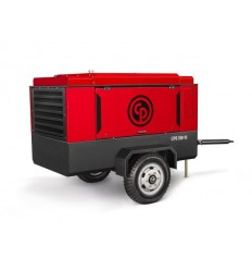 Chicago Pneumatic CPS 350-12 F CS AF/WS Дизельный компрессор винтовой в кожухе на шасси