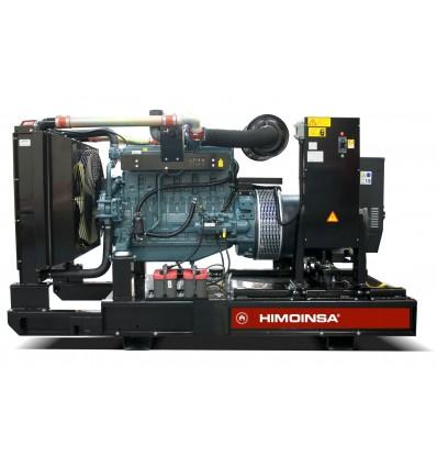 HIMOINSA HDW-670 T5 K19 CEM-7 Мощная генераторная установка на дизтопливе, 657 кВА/525 кВт