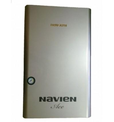 Navien Ace-30K TURBO SILVER Отопительный котел газовый настенный 30 кВт