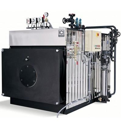 ICI Caldaie SIXEN 4000 Парогенератор высокого давления с реверсивным пламенем