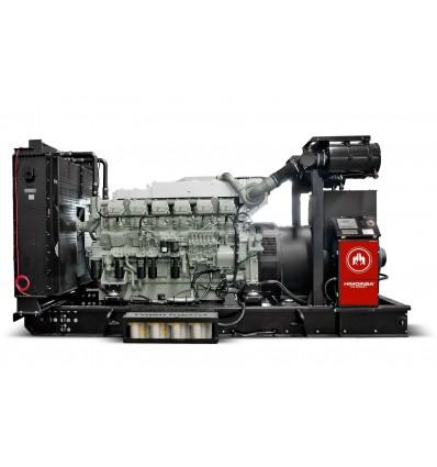 Himoinsa HTW-1260 T5 CEM-7 K32 Дизель-генератор 1000 кВт (1 МВт) в открытом исполнении