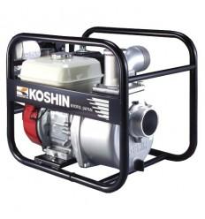 Koshin STH-80X Бензиновая полугрязевая мотопомпа 900 л/мин, Япония