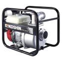 Koshin STH-80X Бензиновая полугрязевая мотопомпа 900 л/мин