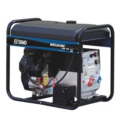 SDMO WELDARC 300 TDE XL C Сварочный дизель-генератор