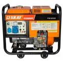 SKAT УГД-6000Е Дизельная электростанция 6 кВт, однофазная 220В