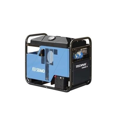 SDMO Technic 10000 E Бензиновый генератор 10 кВт, 220В
