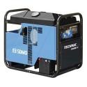 Kohler-SDMO Technic 10000 E Бензиновый генератор 10 кВт, 220В