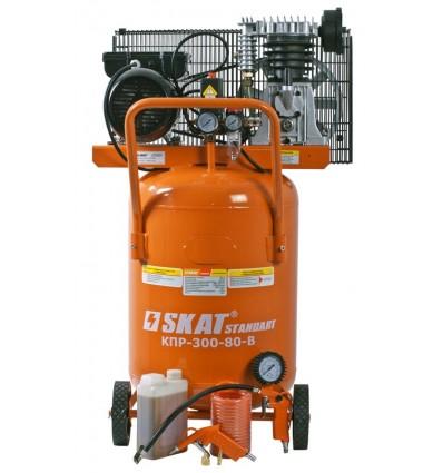 Skat КПР-300-80-В Электрический компрессор вертикального исполнения