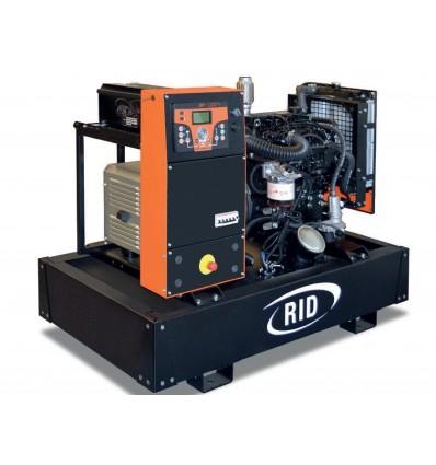 RID 10 E-Series Дизельный генератор 10 кВА, 380В, Германия