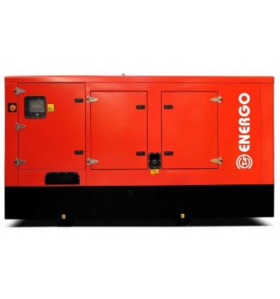 ENERGO ED130/400 IV-S Генераторная установка 100 кВт в кожухе, IVECO MOTORS