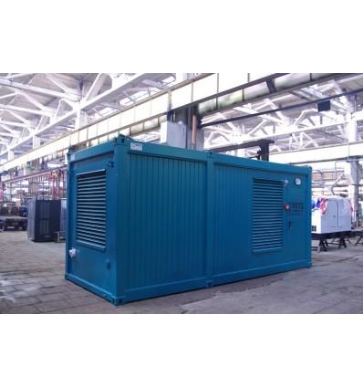 ВЭТЗ АД500-Т400-1РН Дизельная электростанция 500 кВт в контейнере с АВР