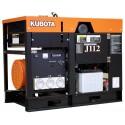 Kubota J112 Дизельный электрогенератор 12 кВт