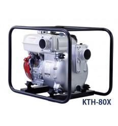 Koshin KTH-80X Грязевая мотопомпа бензиновая 1340 л/мин, Honda