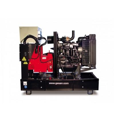 Gesan DPB 25E Дизельные генераторы открытого исполнения - 400 В, 3 фазы, 50 Гц