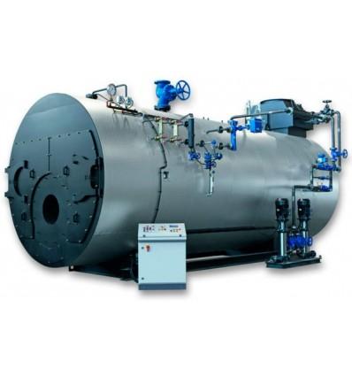 ICI Caldaie GX 1200 Паровой котел с тремя полными оборотами уходящих газов. Паропроизводительностью 2050 кг/ч