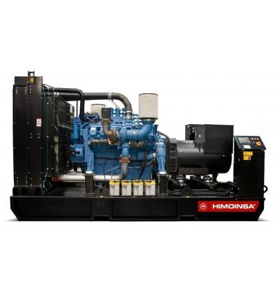 Himoinsa HMW 665 T5 CEM-7 K9 Дизель-генератор открытого исполнения