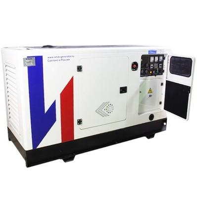 АД40С-Т400-2РПМ21 Дизельный генератор 40 кВт в кожухе с АВР