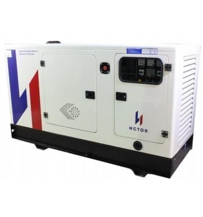 ИСТОК АД20С-Т400-РПМ21 Дизельная электростанция 20 кВт в кожухе