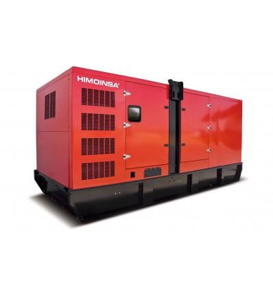 HIMOINSA HDW-670 T5 CEM-7 J Генераторная установка 657 кВА / 525 кВт, в кожухе