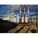 УРСТЭК КМВ-1700 Г/Д Модульная газодизельная водогрейная котельная 1700 кВт