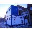 УРСТЭК КМВ-12000 Г/Д Котельная модульная водогрейная, 12 МВт