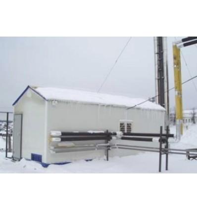 УРСТЭК КМВ-1500Г Котельная модульная водогрейная, газовая с ГВС, 1500 кВт