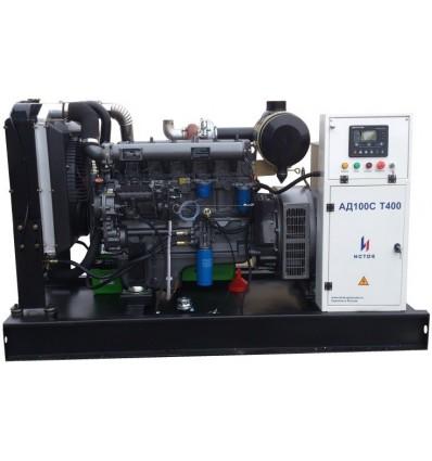 Исток АД100С-Т400-РМ25 дизельный генератор 100 кВт