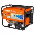 Скат УГБ-7000Е Бензиновый генератор 7 кВт с электростартером, 220В