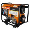 Скат УГД-6000EТ/3 кВт трехфазный дизельный генератор 6/3 кВт
