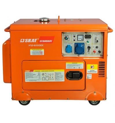 SKAT УГД-6000ЕК, мощность 6 кВт