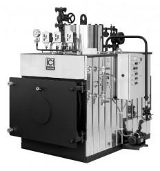 ICI Caldaie BX 600 - Промышленный парогенератор, 1000 кг пара в час