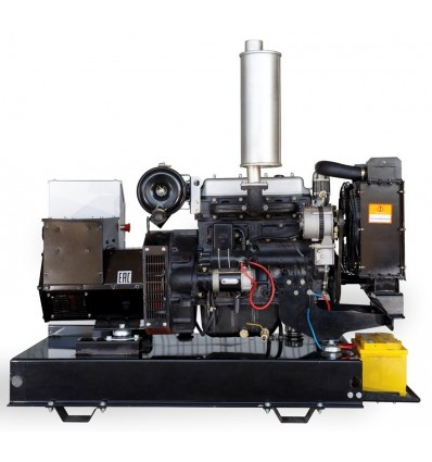 Исток АД12С-Т400-РМ12 Электростанция дизельная 12 кВт