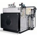 ICI Caldaie Sixen 1000 Паровой генератор с реверсивным развитием факела, 1000 кг пара в час