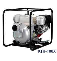 Koshin KTH-100X Грязевая мотопомпа 1600 л/мин, Honda