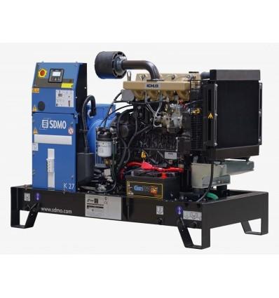 SDMO ADRIATIC K28H Дизель-генераторные установки с двигателями Kohler