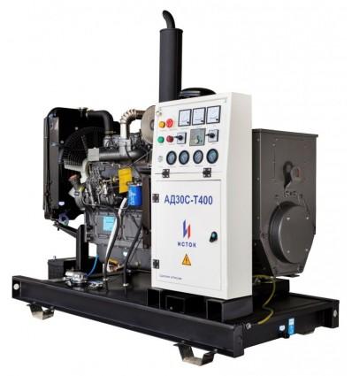 Исток АД30С-Т400-РМ21 Дизельный генератор 30 кВт