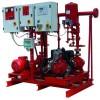 "Пожарная станция CALPEDA FIRE FIGHTING SET AUED 21 N 80-200A/A V.400/50 NG 6/18E EN12845 ELECTRIC CONTROL BOARDS ""E"" SERIES"