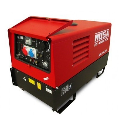 MOSA TS 400 KS-KSX/EL Профессиональные сварочные дизельные электроагрегаты