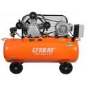 Скат КПР-630-110 Компрессор поршневой с ременной передачей 630 л/мин, трехфазный
