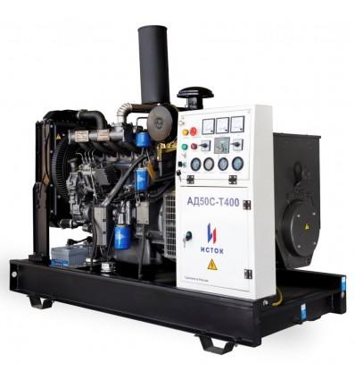Исток АД50С-Т400-РМ21 Дизельный генератор 50 кВт