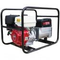 Europower EP 200 Х DC 3X230V Генератор бензиновый сварочный для ж/д