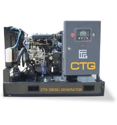 Дизель генератор CTG AD-22RE