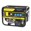 Генератор бензиновый Firman FPG7800E1 мощность 5/5.5кВт