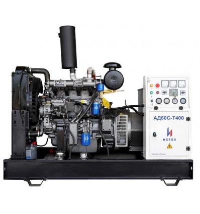 Исток АД60С-Т400-РМ21 Дизель-генераторная установка 60 кВт